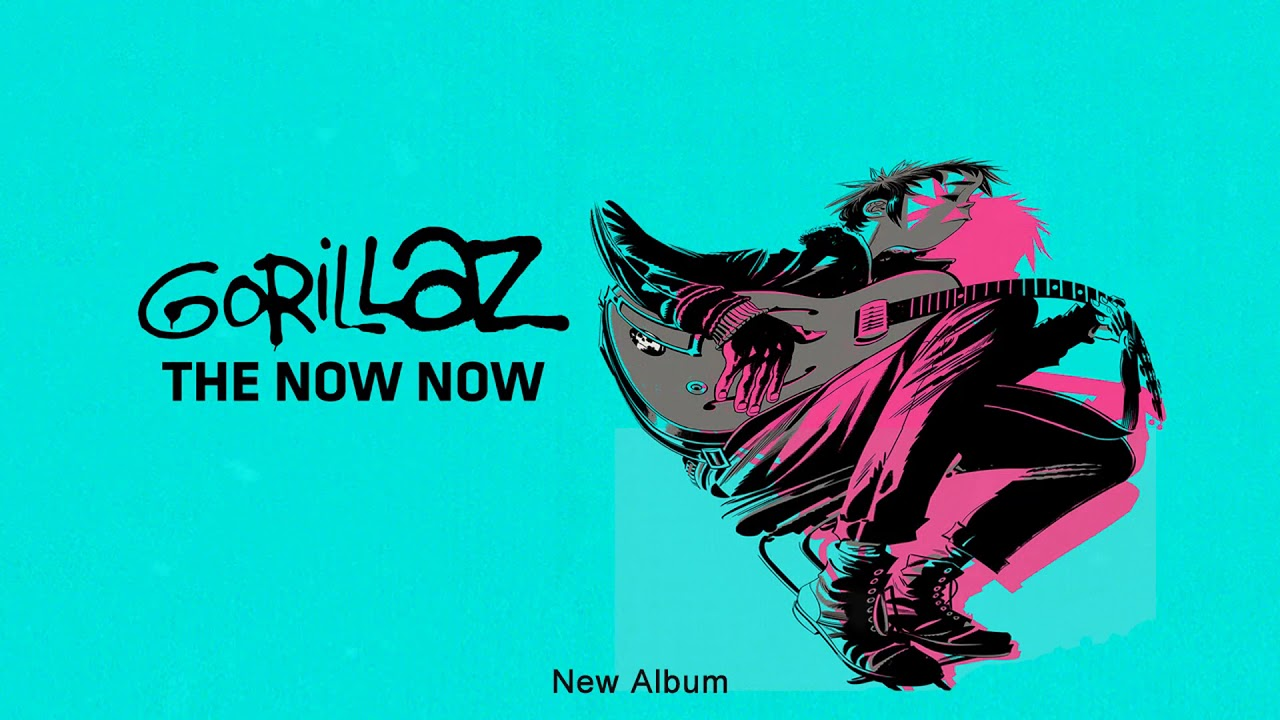 DOWNLOAD: Gorillaz - The Now Now - Album [iTunes Plus AAC M4A]