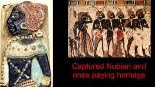 Ancient Egyptians Foreign Nubian Slaves Mash Up Edition