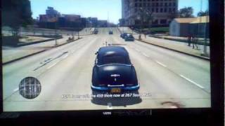 L.A. Noire Free Roam Gameplay (HD) (Updated)