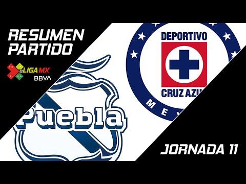 Resumen | Puebla 0 - 1 Cruz Azul | eLiga MX - Clausura 2020 - Jornada 11 | LIGA BBVA MX