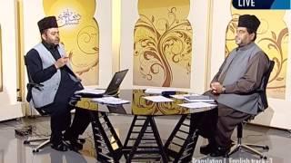 Deeni-o-Fiqahi Masail 16th July 2014 - Islam Ahmadiyya