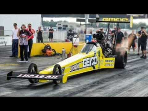Richie Crampton 2014 Driver of Geico Top Fuel Dragster