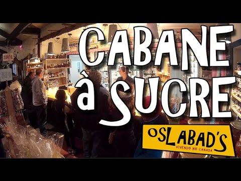 CABANE à SUCRE - QUEBEC!!