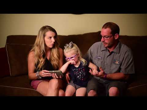 Fight Like a Girl: Kinslee Kinder's journey with Rett Syndrome