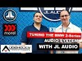 JL Audio Tuning Procedure for BMW 2-Series Sound System