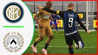 PES 2019   Inter vs Udinese   Serie A TIM   Gameplay PC