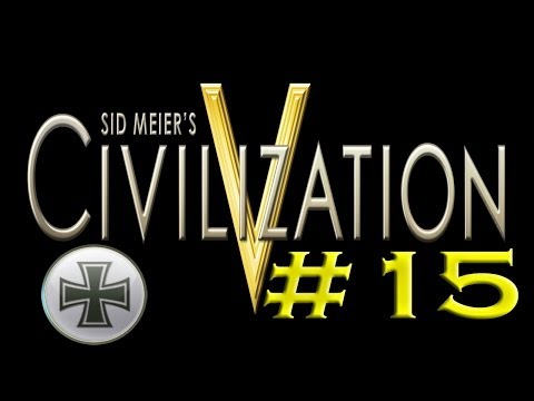 Civilization 5 Multiplayer - Island Nations - with MadCroc & Friends ep.15