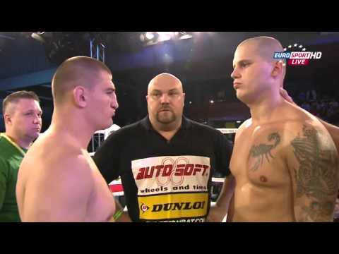 SUPERKOMBAT World Grand Prix: Patrick Liedert vs Catalin Morosanu