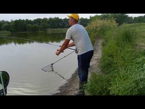 Рыбалка на Ставрополье у Новопавловска 4выезд