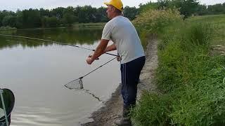 Риболовля на Ставропіллі у Новопавловска 4выезд