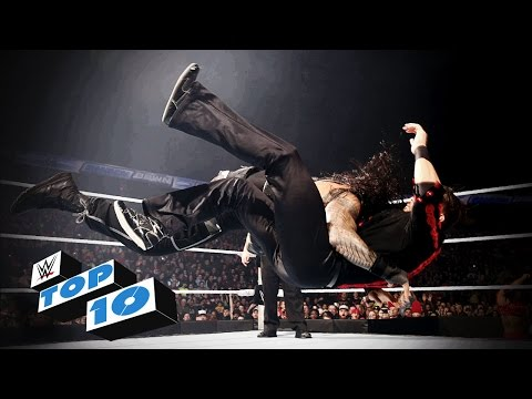 Top 10 WWE SmackDown moments - December 19, 2014