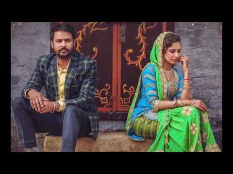 Akhar lyrical Video Amrinder Gill