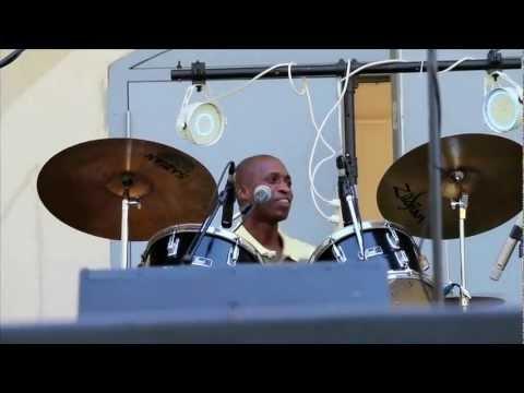 """KING JUBA """"Rock Steady"""" LIVE @ Murphysboro Riverside Park Blues Festival 2012"""