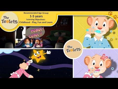 puma-luna-i-johnny-johnny-yes-papa-i-twinkle-twinkle-little-star-&-more-videos-i-the-teolets
