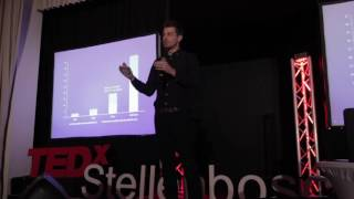 Africa's Demographic Opportunity and Challenges | Simon Freemantle | TEDxStellenbosch