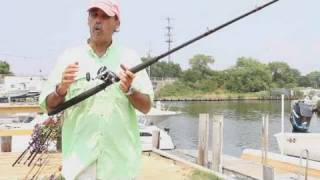 How to Cast a Conventional Outfit | Saltwater Fishing