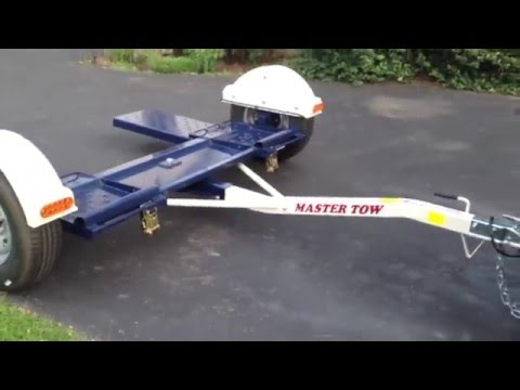 Master Tow dolly  -  To purchase call 717-507-2365