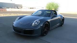 !! Super Porsche 911 4S  2018 Must Wacth !!