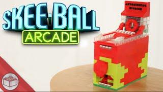 LEGO Mini Skeeball Machine