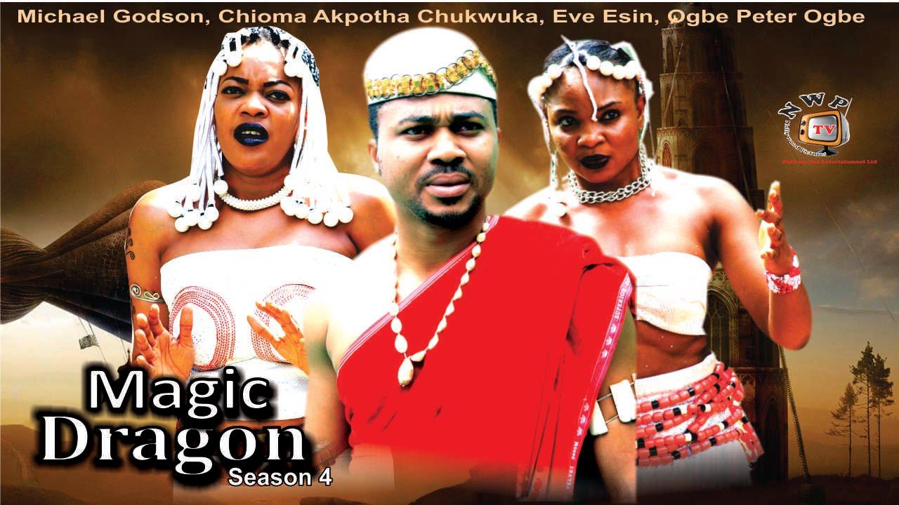 Download Magic Dragon season 4  -   2016 Latest Nigerian Nollywood Movie