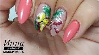 ❤ ПОДАРОК на НОВЫЙ год ❤ ДИЗАЙН ногтей гель лаком ❤ НОВОГОДНИЙ дизайн ногтей ❤