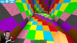 WRESZCIE FAJNA MAPA! | Minecraft Mapy od Widzów | Vertez