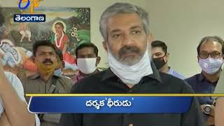 6 PM | Ghantaravam | News Headlines | 12th August 2020 | ETV  Telangana