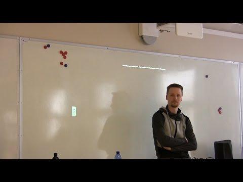 Teknologian hyödyntäminen larpin järjestämisessä - Mikko Behm
