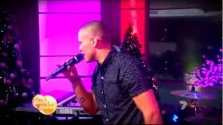 Nathaniel Willemse: White Christmas - The Morning Show 2012