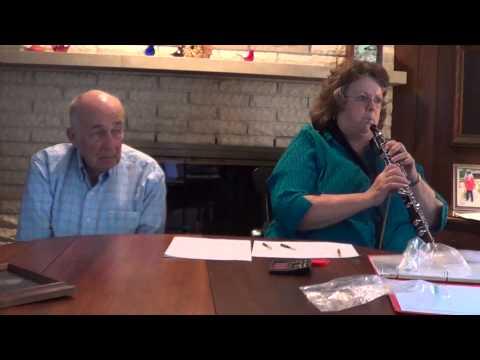 Ted Heger Part 2 Oboe Reeds
