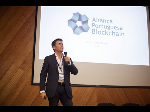 VTM # 14 - Rui Serapicos - Blockchain in Portugal