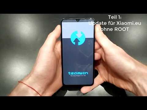 Xiaomi.eu ROM Update Anleitung Mit & Ohne Root