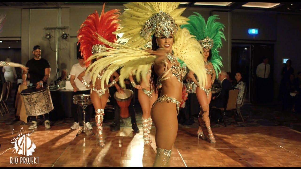 Brazilian Dancers Sydney | Top Echelon of Brazilian Entertainment