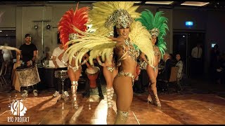 Brazilian Dancers Sydney | Top Echelon of Brazilian Entertainment