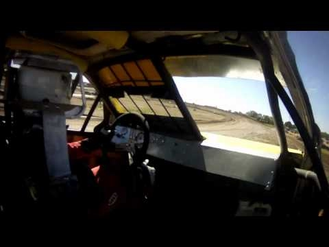 Wagner Speedway B Buzzer Heat race 9-4-10