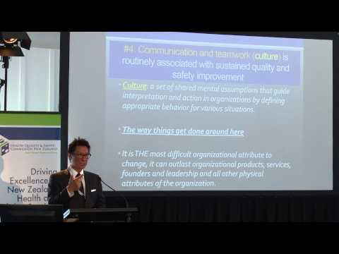 Surgical teamwork and communication – Christchurch workshop