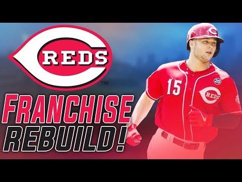 REBUILDING THE CINCINNATI REDS! MLB The Show 19 Franchise Mode