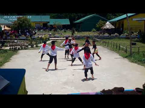 Folkdance LAPAY BANTIQUE - FIRST PLACE G7 DVO