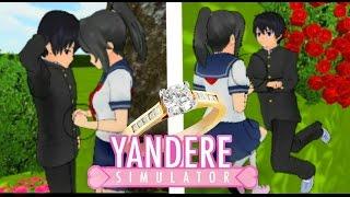 SENPAI WANTS TO MARRY AYANO?!   Yandere Simulator Roleplay Ep 9