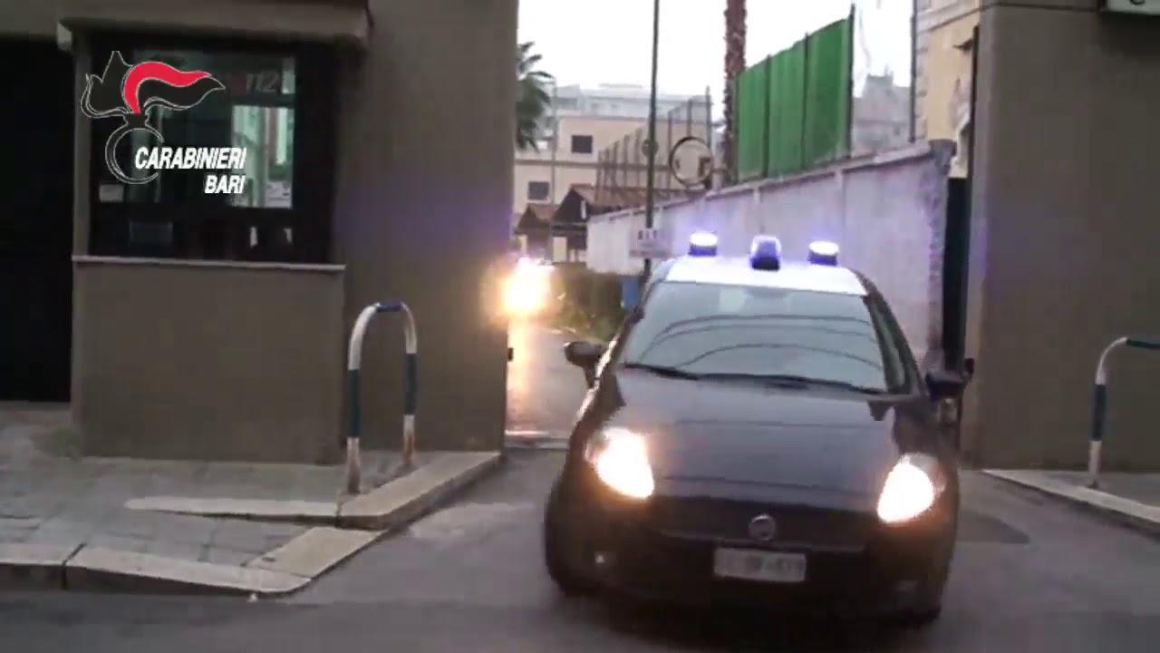 Arrestato all'aeroporto di Bari presunto omicida di Lagonigro e Ciccimarra