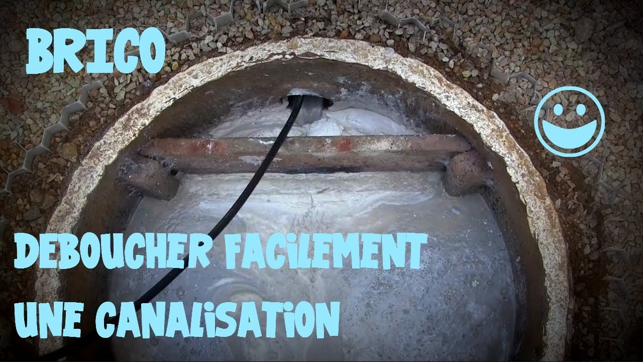 brico 12 d boucher facilement une canalisation youtube