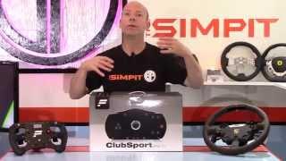 Fanatec Clubsport Wheelbase V2 UnBoxing