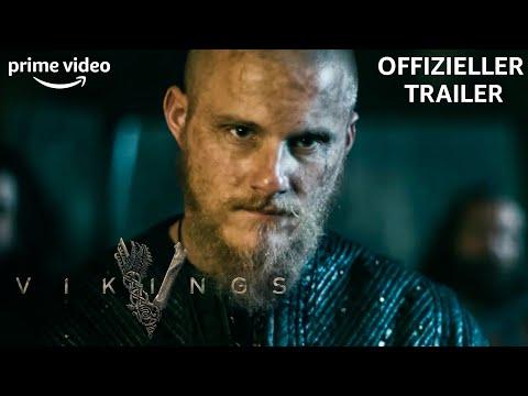 Vikings Staffel 6 | Offizieller Trailer | PRIME Video
