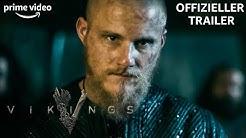 Die Wikinger kehren zurück! | Vikings | Offizieller Trailer | Prime Video DE