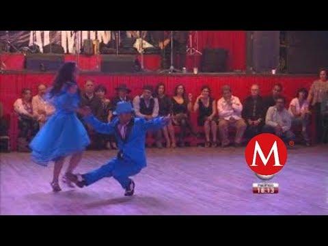 Se realizó el segundo 'Baile por un trasplante' en el Salón Los Ángeles