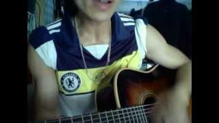 Chuyen tinh tren facebook guitar