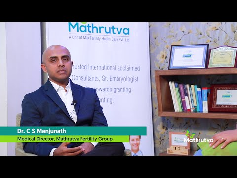 Dr.CS Manjunath Talks About Irregular Menstrual Cycle And Infertility | Mathrutva Fertility Center |