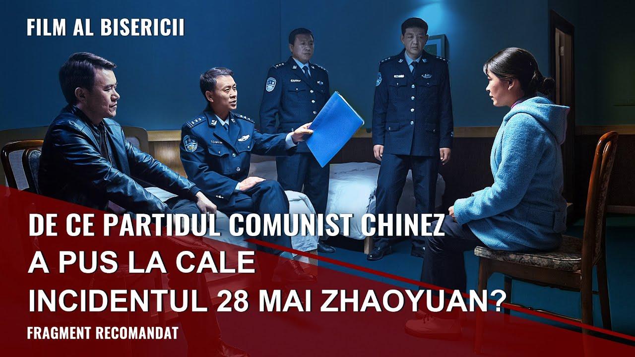 """Film creștin """"Alinare în necaz"""" Segment 5 - De ce Partidul Comunist Chinez a pus la cale incidentul 28 mai Zhaoyuan?"""