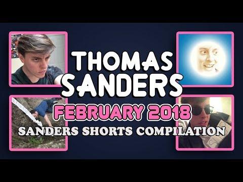 February 2018 SHORTS Compilation!!   Thomas Sanders