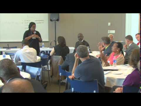 Bridging The Great Divide: Violence Reduction Strategy Exercise 9/5/14